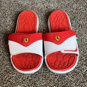 Puma Shoes   Puma X Ferrari Slides